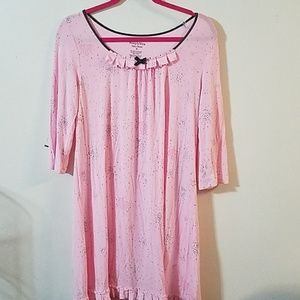 Vera Wang cute and soft nightgown